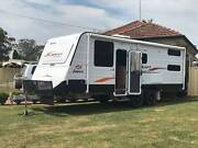 2015 Jayco Starcraft Outback 22ft Family Bunk Van 22.68-1 Hammondville Liverpool Area Preview