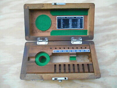 Diatest Bore Gage Case Only No. 011 - 018 .0625 - .1600