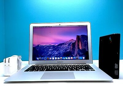 "Apple MacBook Air 13"" / Core i7 / 8GB / 256GB SSD / 3 Year Warranty / 2014-2015"