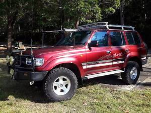 1990 Toyota LandCruiser Wagon Mortdale Hurstville Area Preview