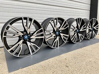 """20"""" Factory Genuine BMW i8 Wheels Rims 20 OEM Great Condition! Low Miles! I8"""