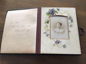 Antique Photo Album Patterson Lakes Kingston Area Preview