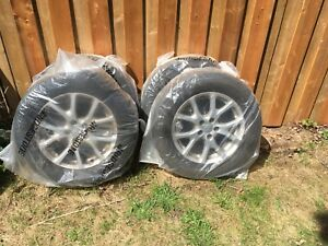 2014 Jeep Cherokee rims & tires  225/65/17