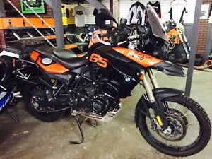 2010 BMW F800GS Adventure $9899