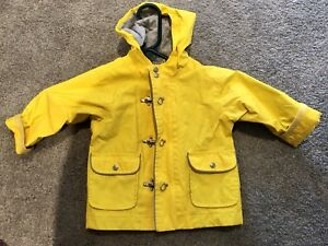 Baby Gap 12-18 month rain coat
