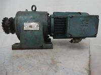 SEW-EURODRIVE DFT100L4-KS Electric Motor 5.0HP 230/460V 13.6/6.8A 1680RPM 3PH
