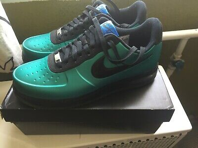 Low Pro Air (NIKE AIR FORCE 1 FOAMPOSITE PRO LOW / NEW GREEN  10.5 US 9.5UK)