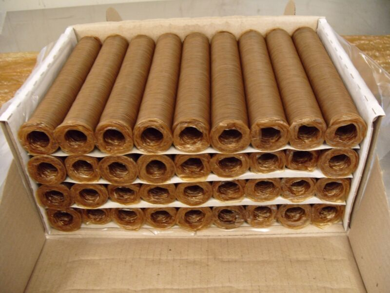 Collagen Casing for SMOKED ROPE SAUSAGE  32mm x 36 str compare at $120(sale $69)