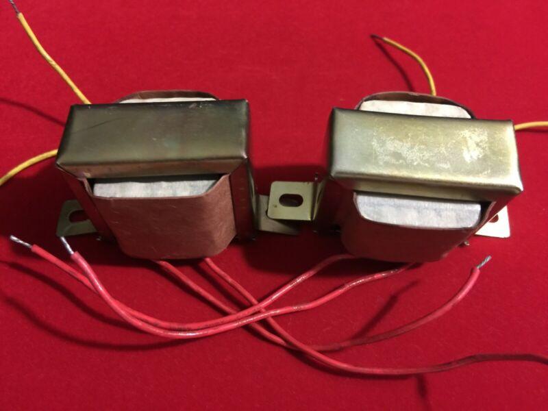 2 Output transformers 6BQ5/ EL84 tube amp amplifier, free shipping