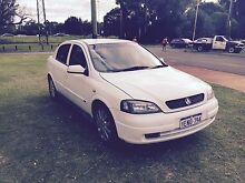 2003 HOLDEN ASTRA HATCH CDX Leederville Vincent Area Preview