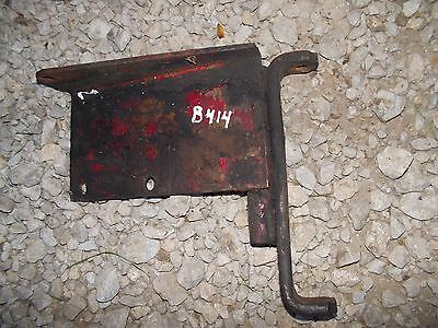 International B414 Diesel Tractor Generator Main Mounting Brace Bracket