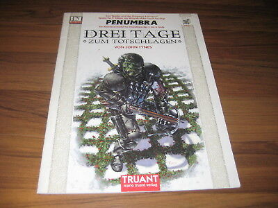 D&D  3.5 / d20 Penumbra Drei Tage zum Totschlagen Abenteuer Truant 2001