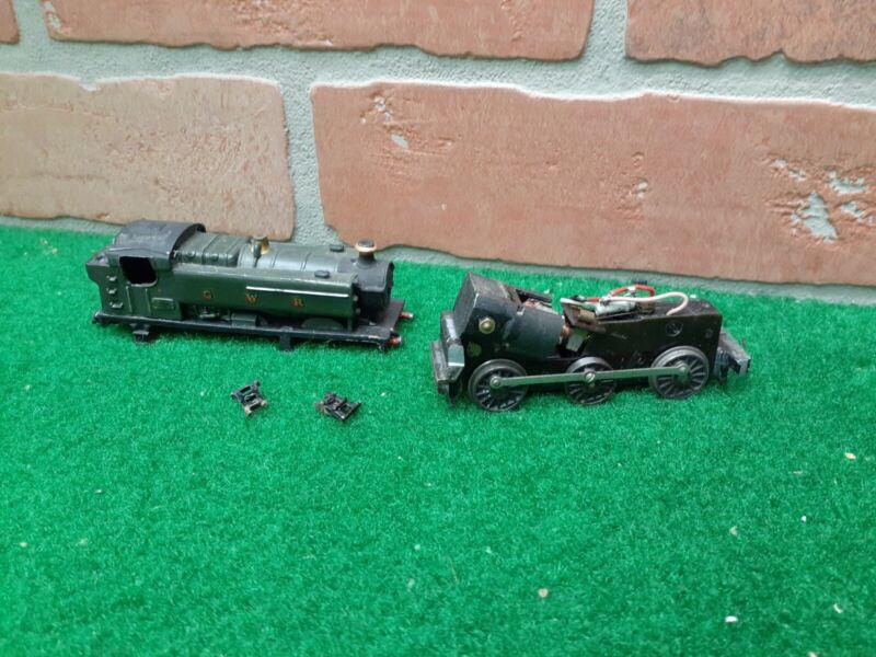 Triang Railways TT Gauge GEM GWR Locomotive Kit