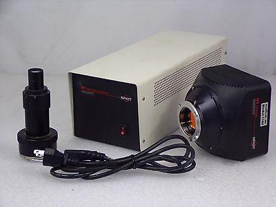 Diagnostic Instruments Rt Color Spot Microscope Camera 2.2.1 Controller Lens