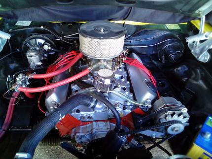 HOLDEN 325 STROKER MOTOR