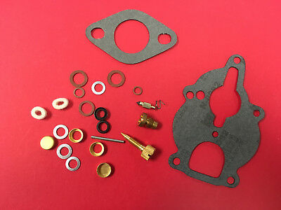 Farmall A 130 140 Cub 184 Tractor Zenith Carburetor Basic Rebuild Repair Kit