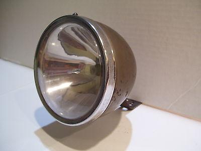 vintage bicycle Lens headlight schwinn prewar elgin prewar balloon tire delta