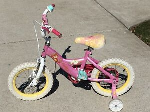 "Huffy 14"" Girls Bike"