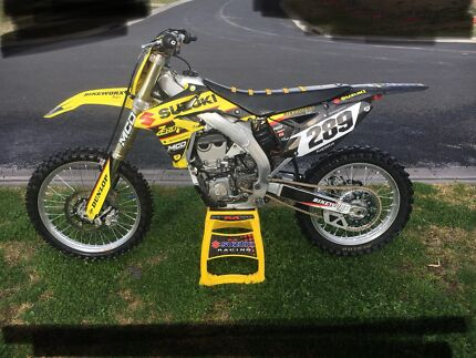 RMZ450 Lithgow Lithgow Area Preview
