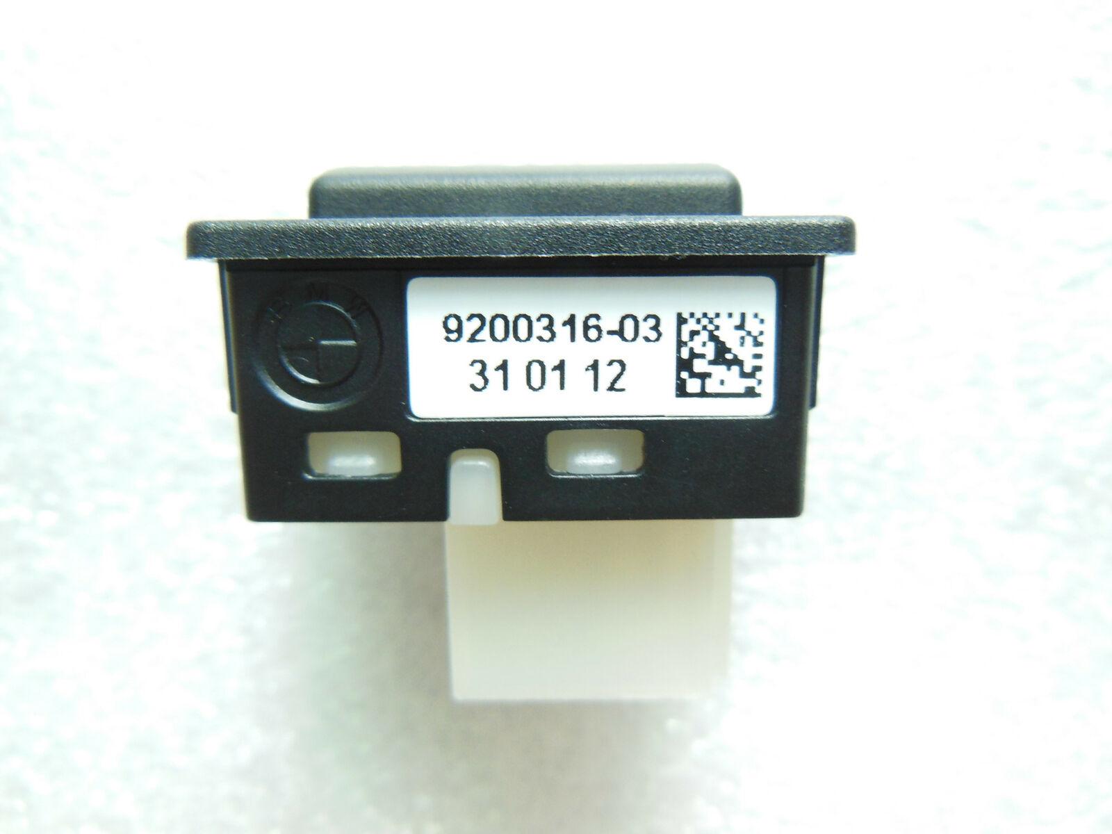 Oem Trunk Unlocking Switch Button  U0026 Harness For Bmw F20