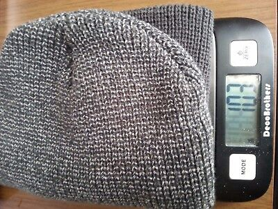 thick heavy warm winter long cuff hat 3.6 oz  103 g best for cold