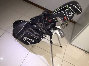 CALLAWAY RAZR TAYLOR MADE BURNER SET Athelstone Campbelltown Area Preview