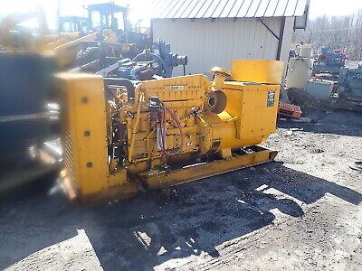 Caterpillar Sr4 Generator Genset 3306 Diesel Engine Low Hours Cat 180 Kw 3ph
