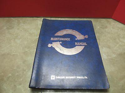 Mazak Mazatrol M1 Maintenance Manual Vertical Mill Center Vqc-2040 2050