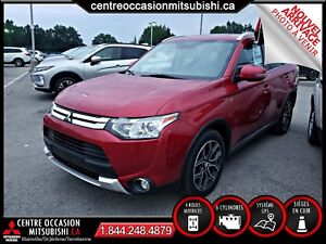 Mitsubishi Outlander GT S-AWC SYST.NAVI CUIR TOIT PHARES HID 7 P