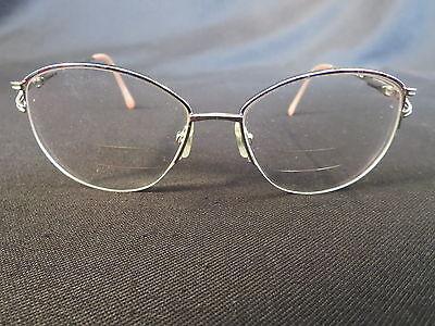 L'Amy L'Accent 101 130mm Womens Spring Load Eyeglass Frames Prescription (Cargo Eyeglass Frames)