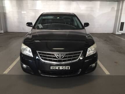 FOR SALE 2007 Toyota Aurion PRESARA TOP OF THE RANGE