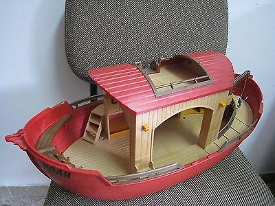 Playmobil - Arca de Noe - Animales - Barco Barca Barcaza - 3255
