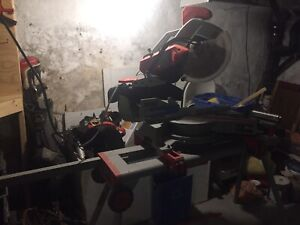 "Milwaukee 12"" mitre saw for sale or trade"