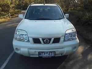 2006 Nissan X-trail Wagon AUTO REG AND ROADWORTHY!! Moorabbin Kingston Area Preview