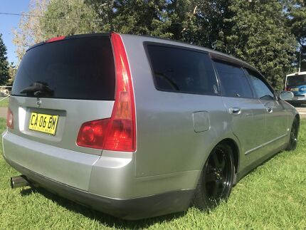 Nissan Stagea V6 Turbo Wagon VQ25DET Auto Simmons