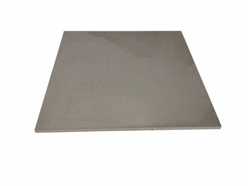 "1/8"" Steel Plate, 1/8"" x 8"" x 12"" 11ga, A36 Steel"