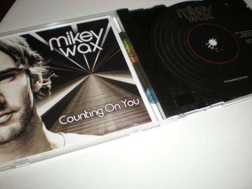 Mikey Wax Counting On You CD SINGLE one track