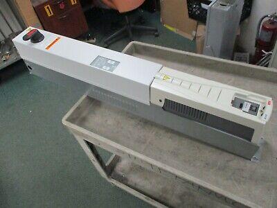 ABB ACH550 AC Drive w/ Bypass ACH550-VD-023A-4+F267 15HP 3Ph Used