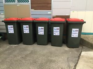 240 L Sulo Mobile Garbage Bin Warners Bay Lake Macquarie Area Preview
