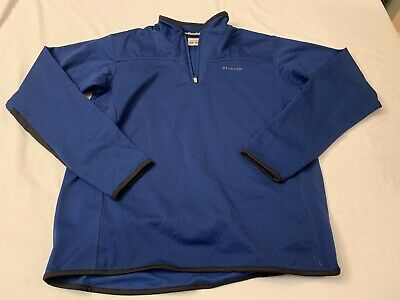 Columbia Sportswear Boys Size XL 1/4 Zip Long Sleeve Pullover