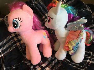 My Little Pony large stuffies