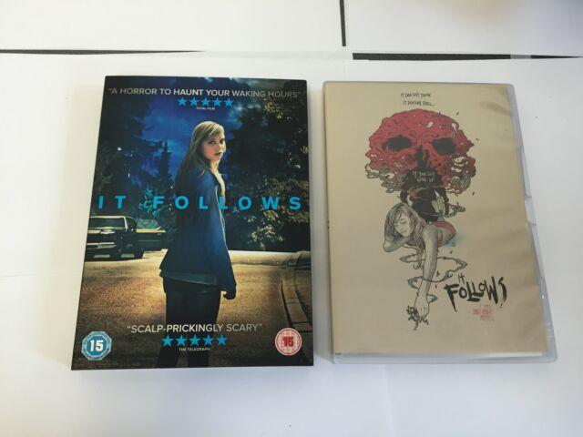 It Follows [DVD] DVD ~ Maika Monroe  5051429102702