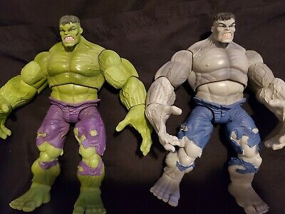 Marvel Legends Fin Fang Foom SAVAGE GREY & GREEN HULK