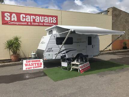 2014 Jayco Starcraft 13' Pop Top with Air Cond. and Solar