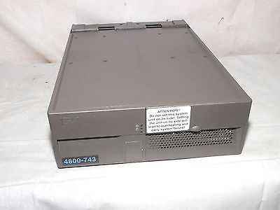 Ibm Surepos 4800-743 Point Of Sale Terminal Celeron 440 2 Ghz - 512 Mb New