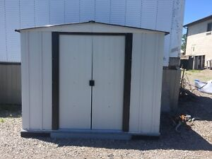 Steel Storage Shed 6 x 5ft   (30sq. ft)