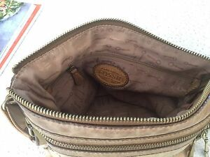 Fossil leather cross-body bag Blakiston Mount Barker Area Preview