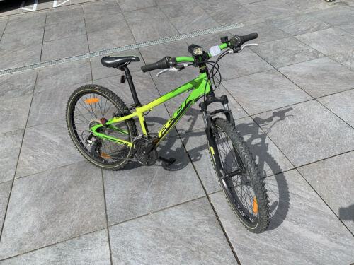 Felt Q24 Kinder MTB Hardtail 24 Zoll Mountainbike