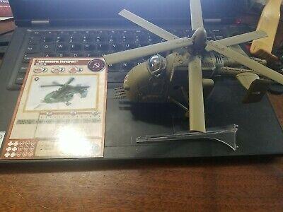 Dust Tactics Warfare SSU Airborne Transport MIL MI-45 Helicopter No Base