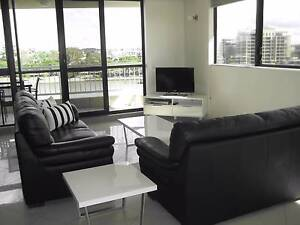 STUNNING WATERFRONT 3 BEDROOM FULLY FURNISHED APARTMENT New Farm Brisbane North East Preview